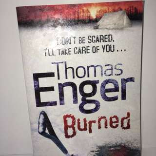 Burned by Thomas Enger