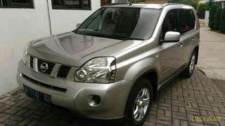Nissan Xtrail Manual 7Speed 2008 Malang