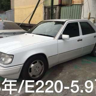 93年E220