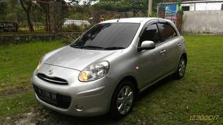 Nissan March 1200cc Malang 2014