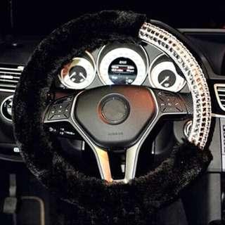 Car Steering Wheel Cover Cute