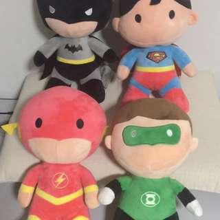NWOT. Avengers Plush Toys