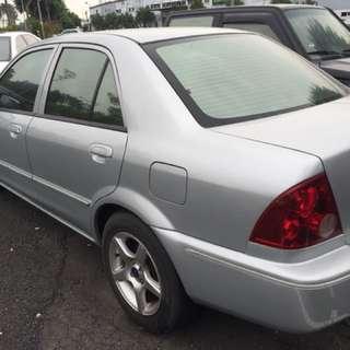 08年福特Tierra1.6