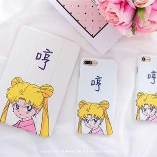 Iphone手機殼 美少女戰士