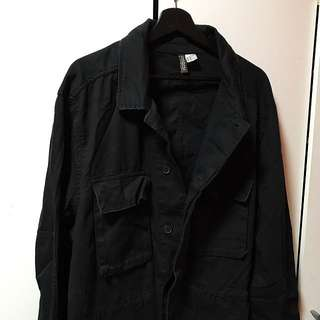 $50 DEAL SAT & SUN ONLY H&M DIVIDED Military Jacket