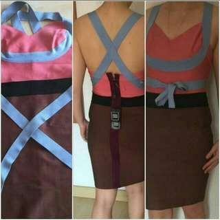 New HERVE LEGER with tag