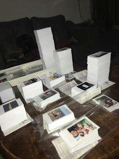 Printing polaroid instax film