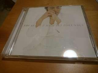 Hideaki Tokunaga Vocalist 2 Jap CD Album