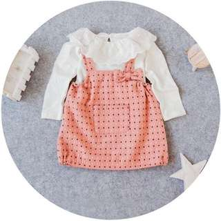 Girl 2-pc dress set