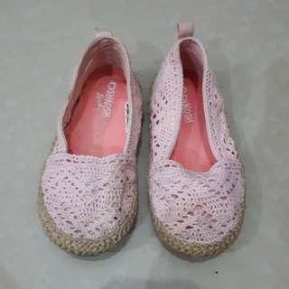 Oshkosh crochet shoes