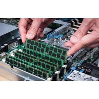 Kingston 8GB DDR4 2400Mhz KVR24N17S88 Non ECC Memory RAM DIMM