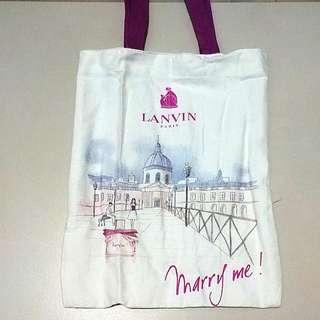 LANVIN 環保袋