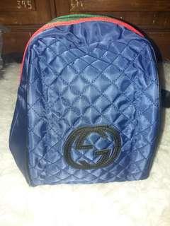 Gucci Backpack / tas gendong Gucci