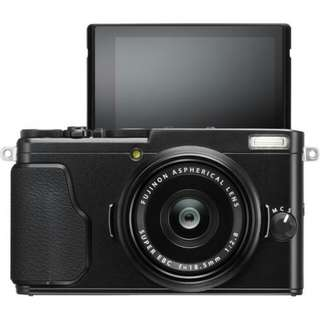 Fujifilm X70 Digital Camera Kredit tanpa kartu kredit