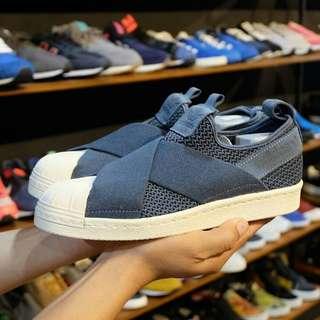 Adidas superstar slip on 80's boldonix original