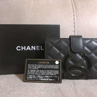 Chanel Cambon Medium wallet