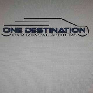 one destination car rental & tours