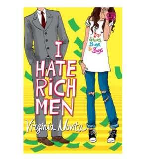Ebook I Hate Rich Men - Virginia Novita
