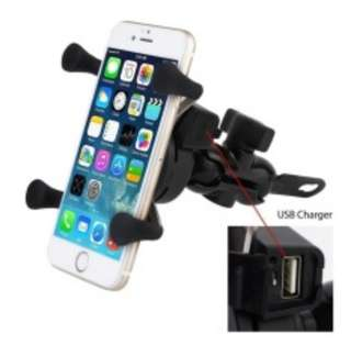 Phone Holder with Charging