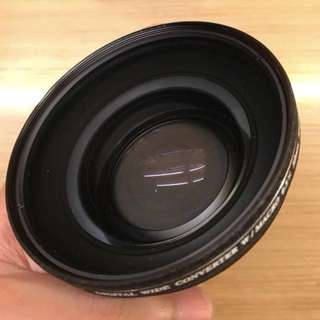 Wide Angle Lens Converter