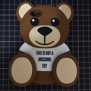 熊啤啤iPhone 5S/5G 手機殼