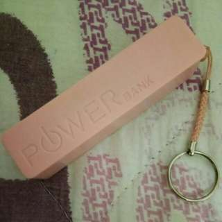 Mini Powerbank 2600mah