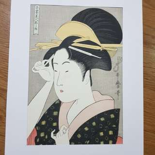 Woodblock prints - Japanese Art