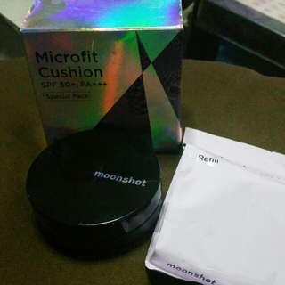 Brand new moonshot microfit cushion