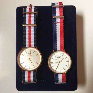 Couple DW Free Ongkir