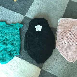Customised pet clothes hand made