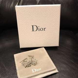 全新Dior 耳環