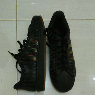 Adidas Superstar Adicolor Black