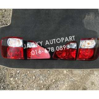 Lampu Tail Lamp Facelift Toyota Ipsum ACM21 Japan