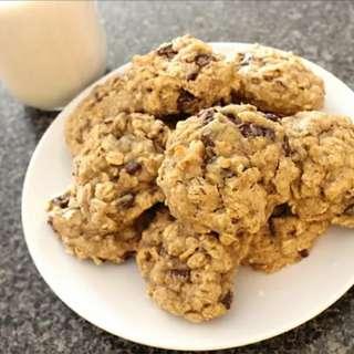 (Fresh Batch 17 Feb 2018) Lactation Cookies