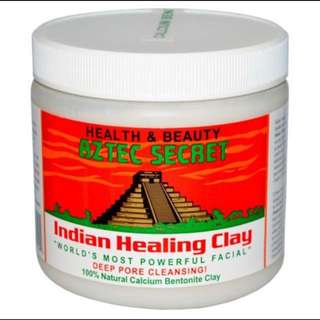 [OutofStock] Authentic Aztec Secret Indian Healing Clay 1lb (Brand New)