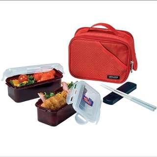 Lock & lock lunch box