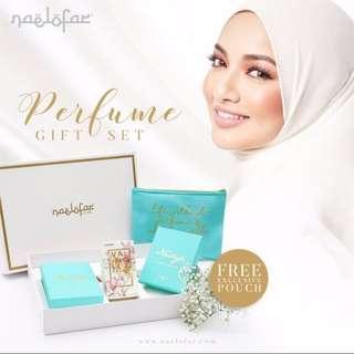 Naelofar Perfume Gift Set