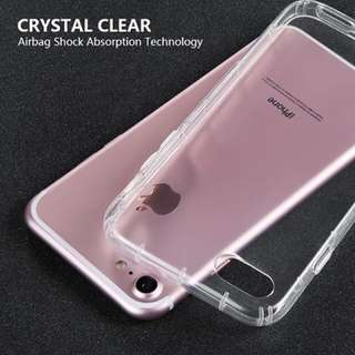 Airbag shockproof clear case