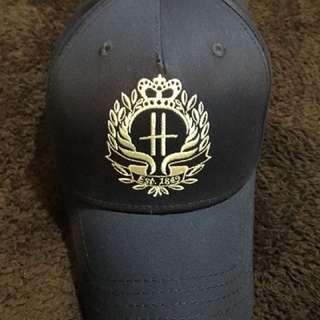 Vintage Harrods baseball cap