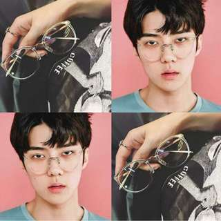 Preorder - SEHUN SPECTACLE UNOFFICIAL (exc.pos)