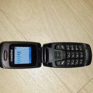 Samsung三星翻蓋手提電話