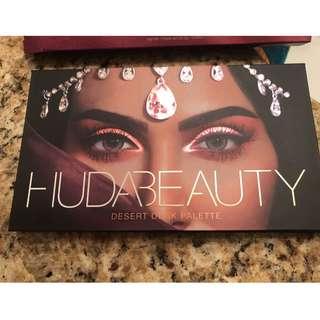 Huda Beauty Desert Dusk Eyeshadow Palette, BRAND NEW & AUTHENTIC (NO OFFERS)