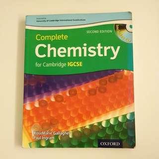 Complete Chemistry for Cambridge IGCSE (Oxford) rosemarie gallagher, paul ingram