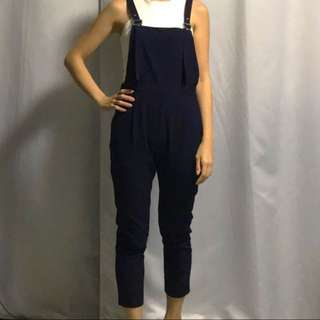 Ellis Jumpsuit in Navy (MGP Label)