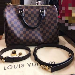 Preloved Authentic LV Speedy30