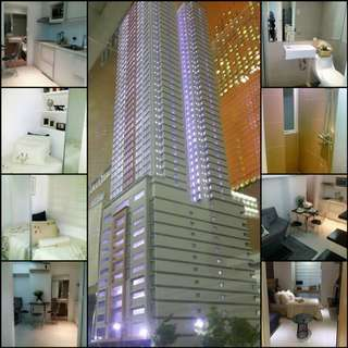 Condo unit near abscbn