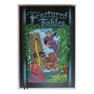 Fractured Fables graphic novel (hardcover)