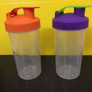 Water tumblers with flip top - Free for purchases above RM30