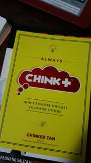 Always Chink Positive by Chinkee Tan