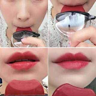 THE LAZY LIP LIPSTICK 1 SET = 4 COLOR (PCS)
